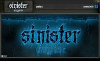 Sinister Energy Drink